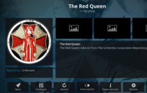 Red Queen Addon