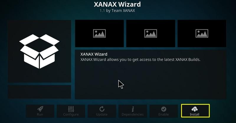 Xanax Wizard
