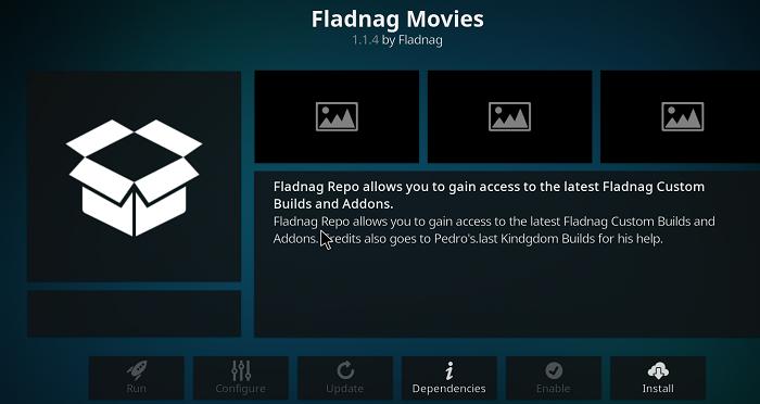 Fladnag Movies Addon