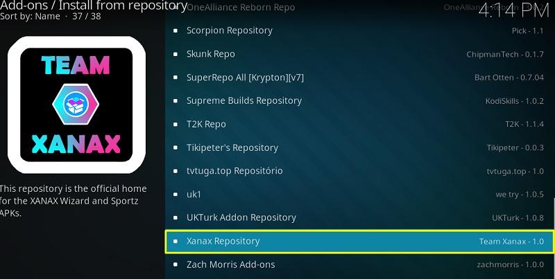 Xanax Repository