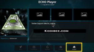 Echo Player Addon