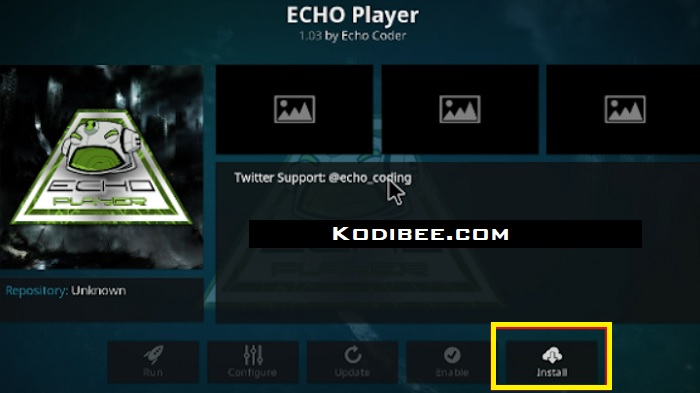 Echo Player Addon