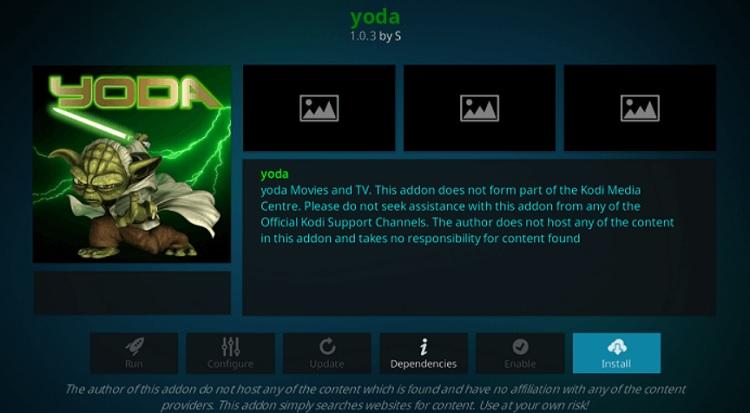 best Kodi 4k addons