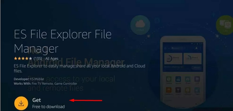 Kodi on Firestick through ES File Explorer