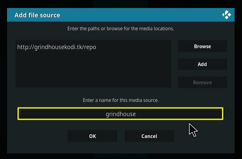 grindhouse kodi