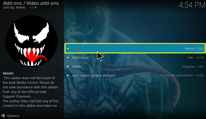 Venom Repo
