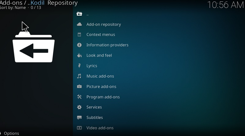 How to install Kodil Repository