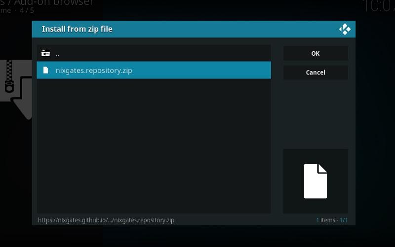nixgates.repository.zip file