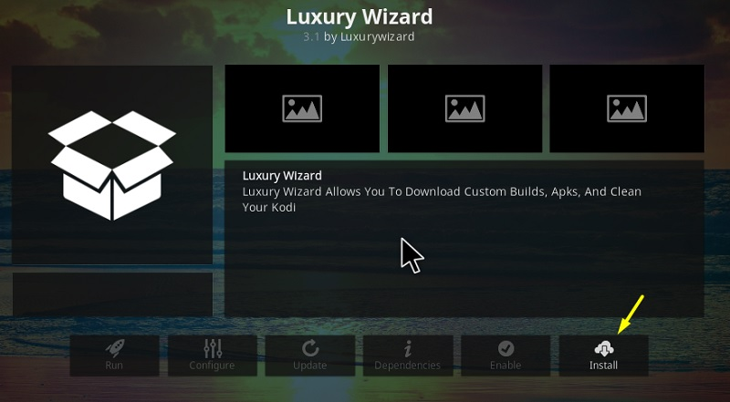 luxury wizard