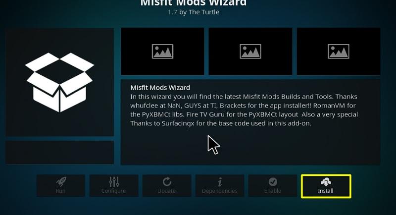 misfit mods wizard