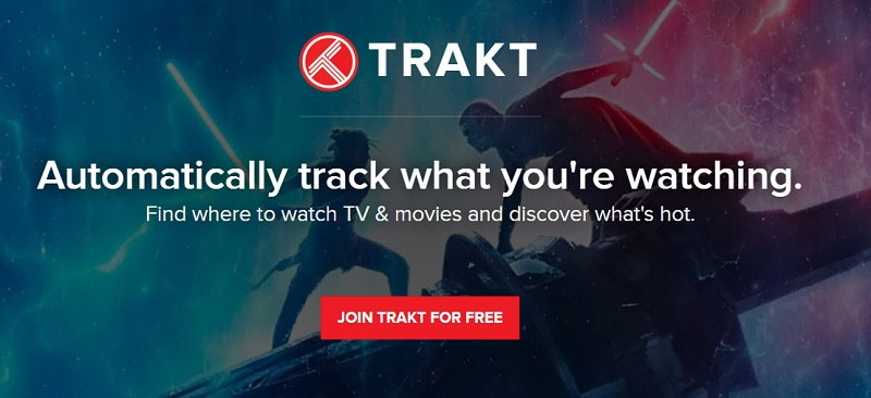 Join Trakt For Free